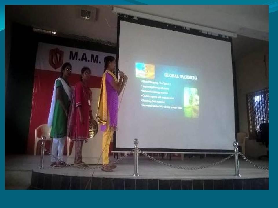 Presentation Day For ECE III Year