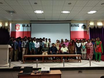 Guest Lecture on Trending Automation Technology with respect to IoT