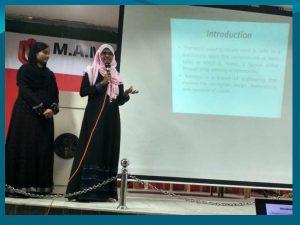 Presentation Day / ECE / II & III Year
