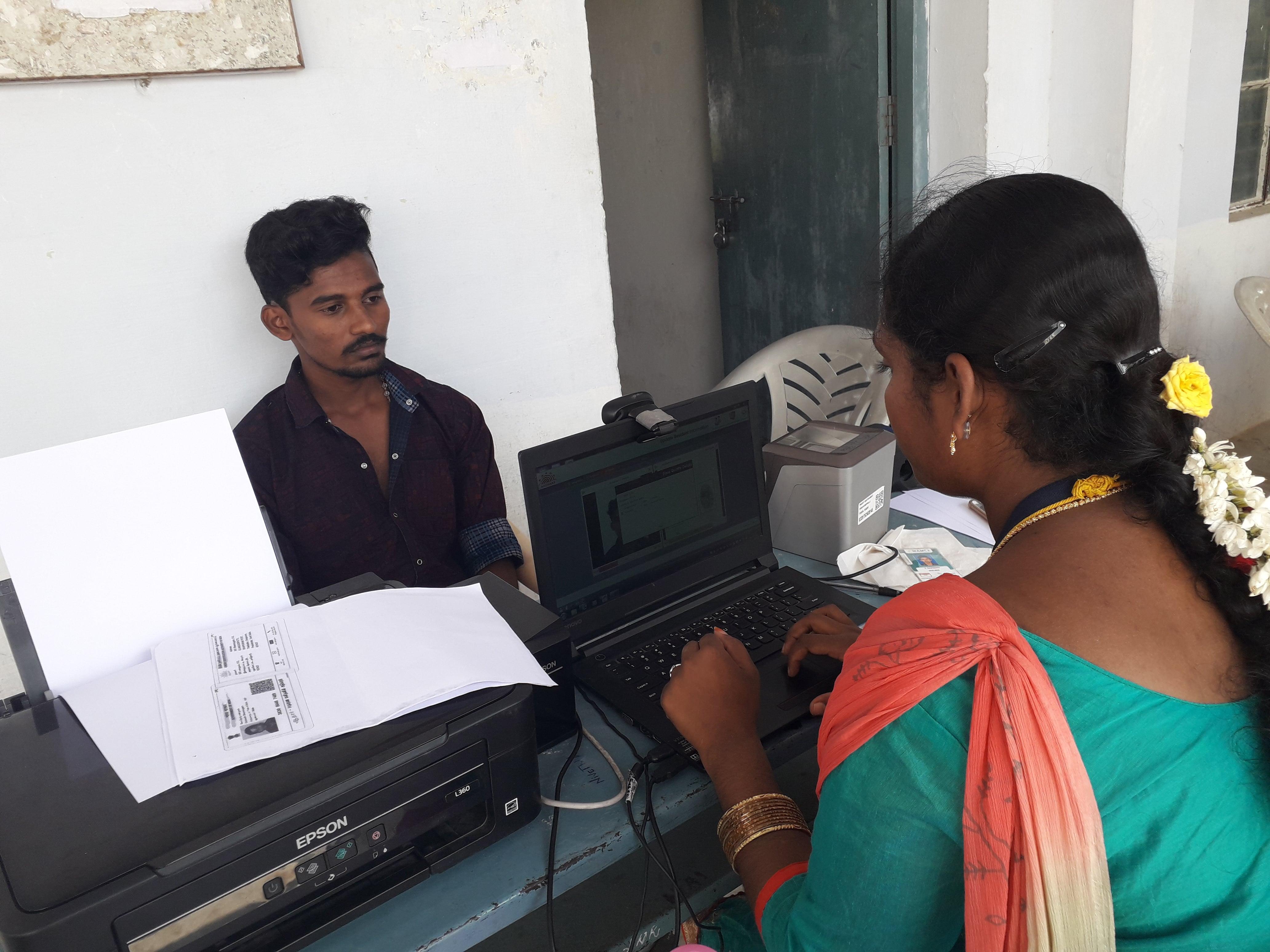 Aadhaar Camp On 8/2/19 And 13/2/19