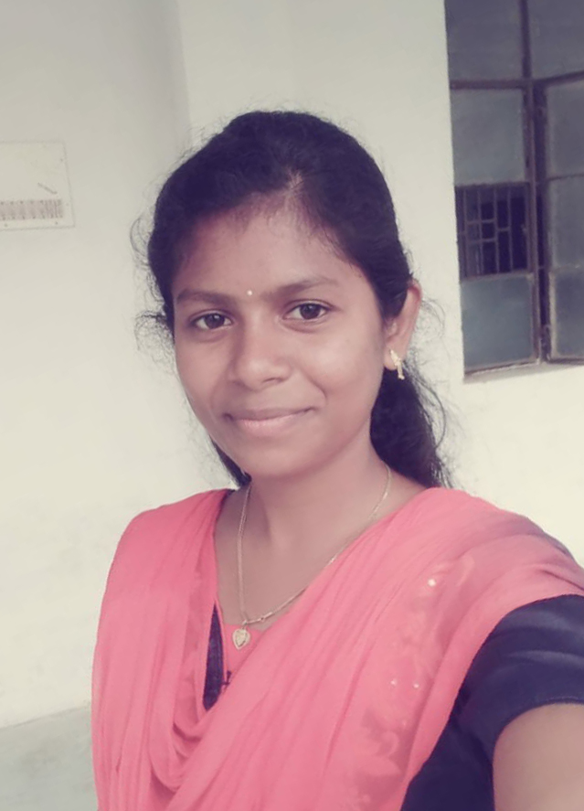 SANGEETHA K - 34th Rank