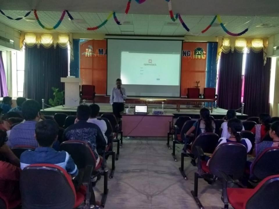 Seminar On OpenStack In Cloud Computing
