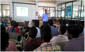 Guest Lecture by ICE Dept NIT, Trichy