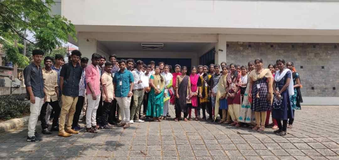 Industrial Visit to Kerala