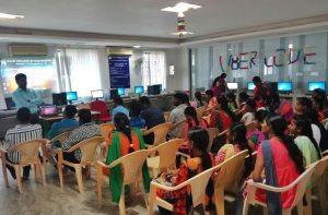 One Day Workshop on Web Application Development using Spring