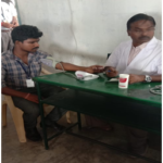 BLOOD DONATION CAMP 2020