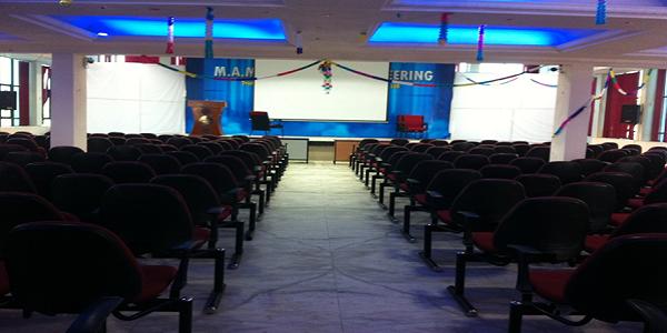 Conference Halls